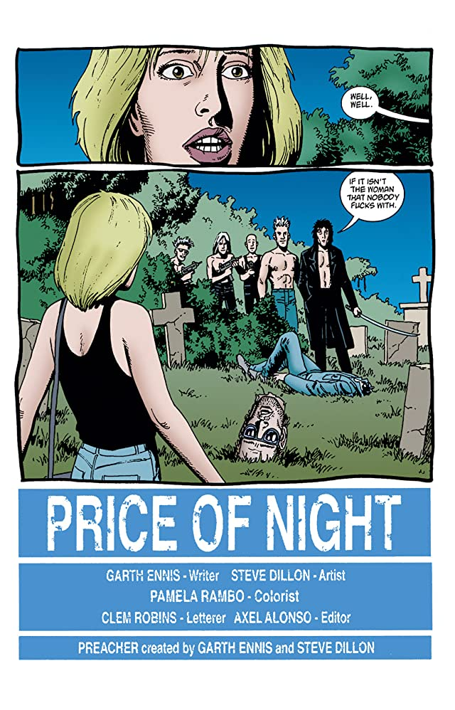 click for super-sized previews of Preacher #33