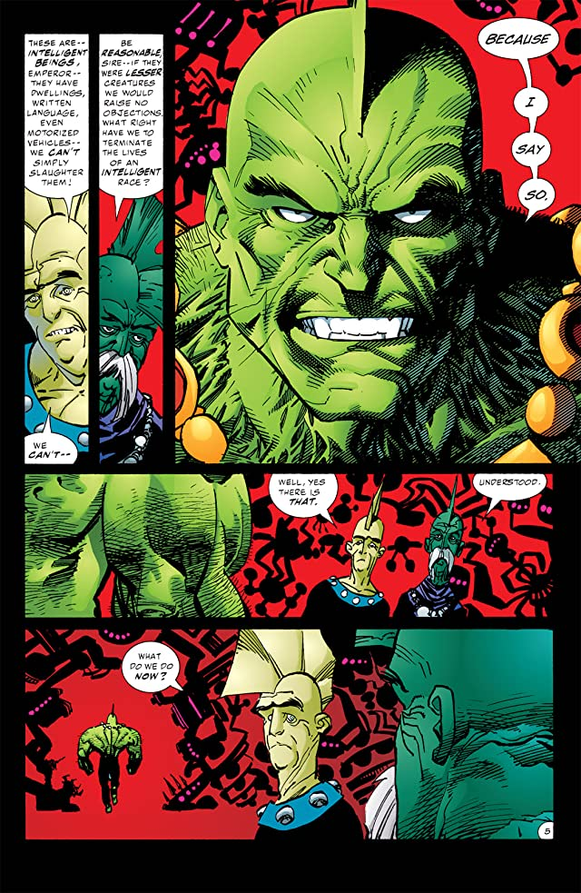 click for super-sized previews of Savage Dragon #0