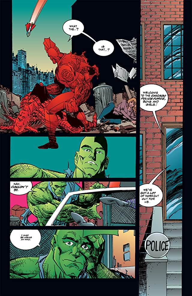Savage Dragon #5