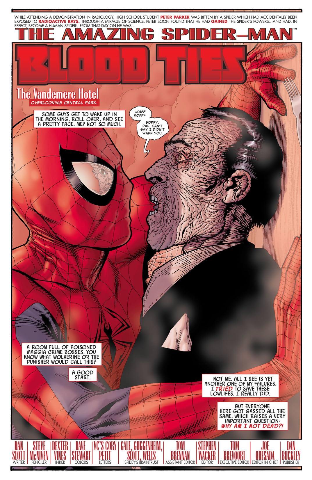 Amazing Spider-Man (1999-2013) #548