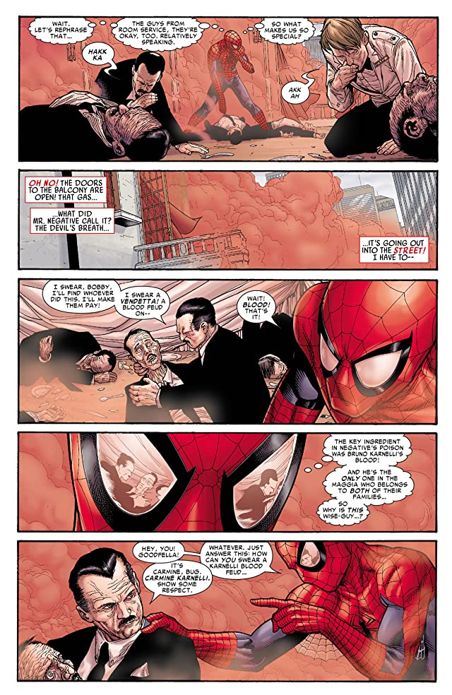 Amazing Spider-Man (1999-2013) #548