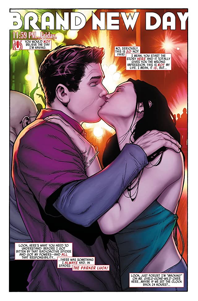 click for super-sized previews of Amazing Spider-Man (1999-2013) #546