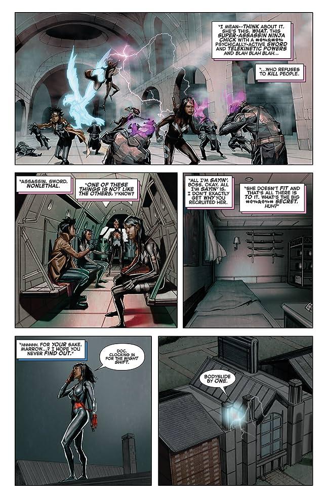 X-Force (2014-) #3