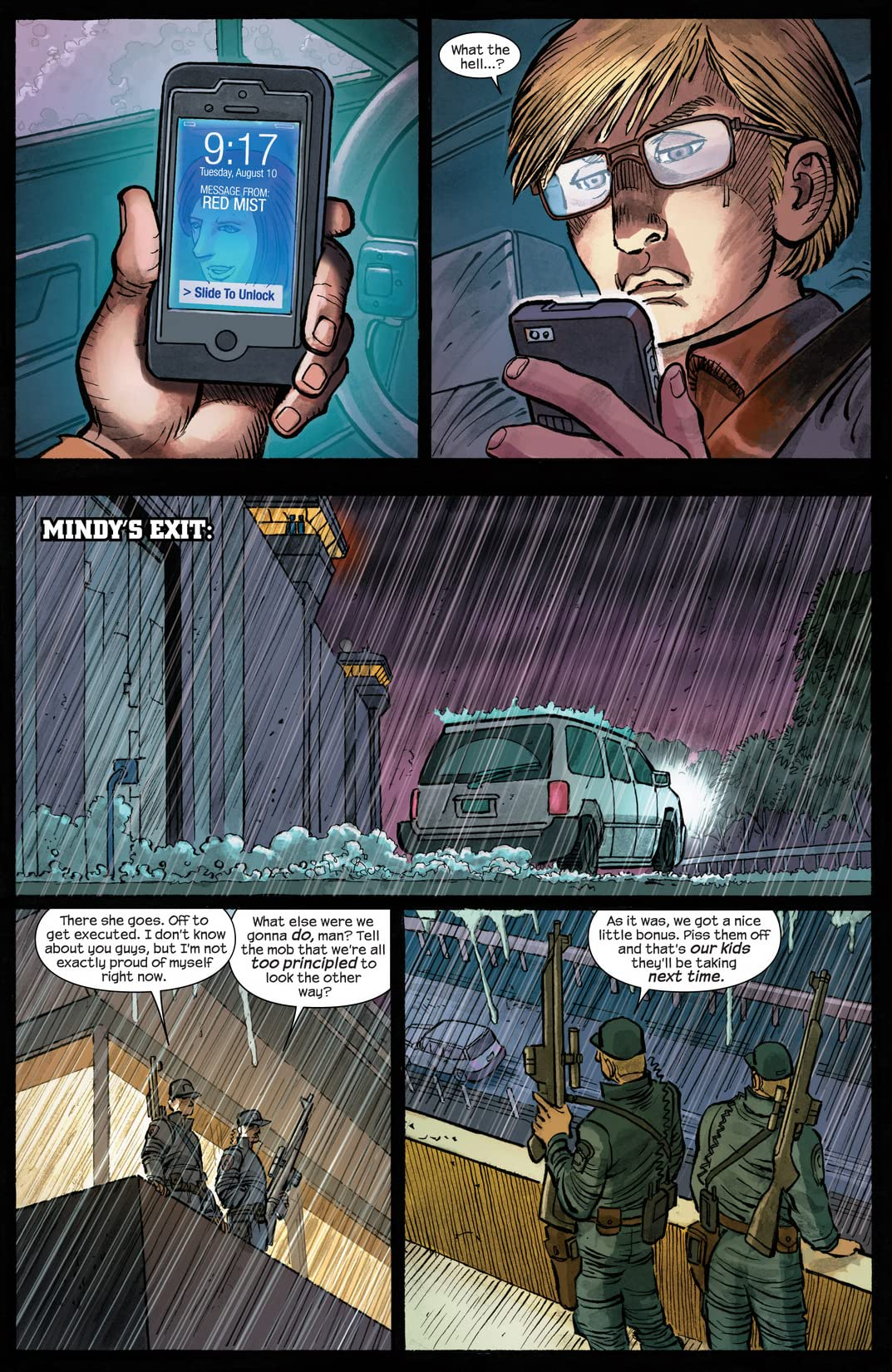Kick-Ass 3 #7 (of 8)