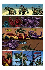 Teenage Mutant Ninja Turtles: Color Classics Vol. 2 #7
