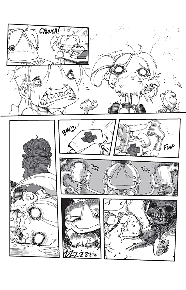 click for super-sized previews of Mischief & Mayhem #1: Field Trip to Heck