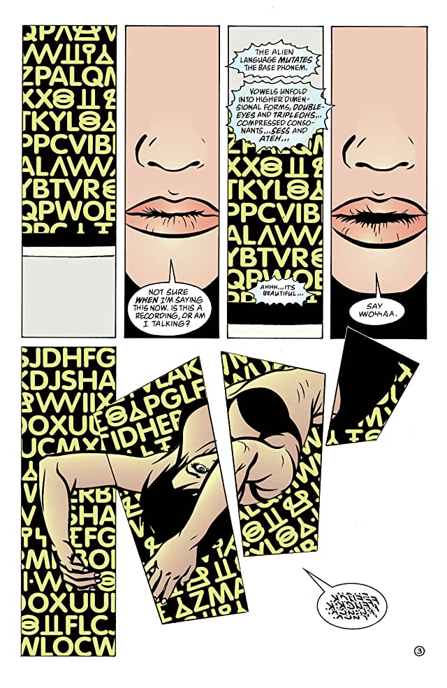 click for super-sized previews of The Invisibles Vol. 3 #6