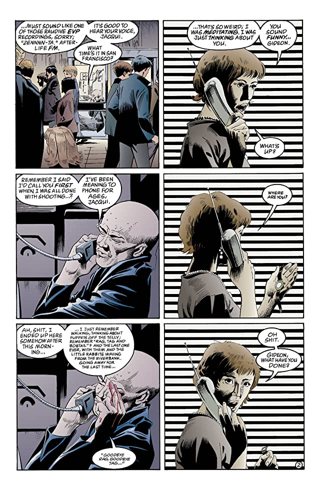 The Invisibles Vol. 3 #3