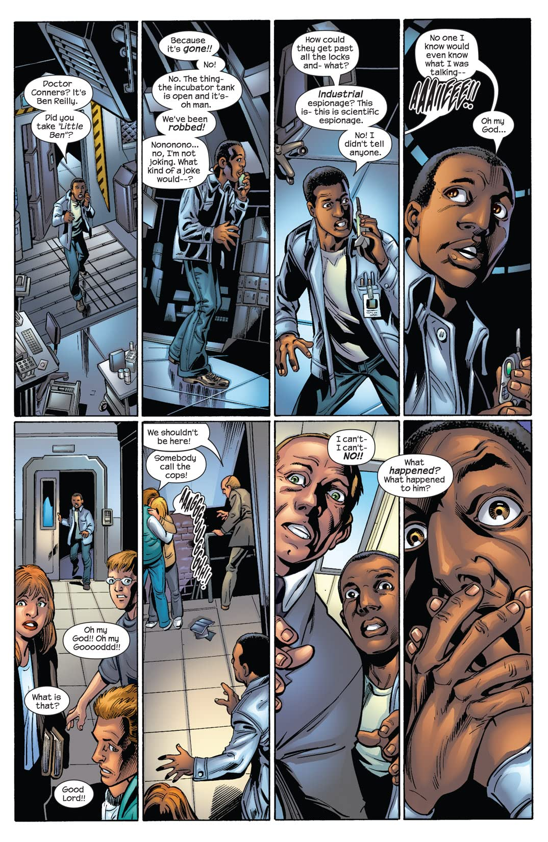 Ultimate Spider-Man (2000-2009) #62