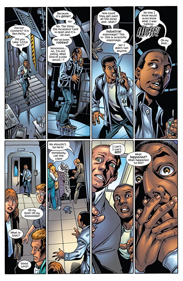 click for super-sized previews of Ultimate Spider-Man (2000-2009) #62