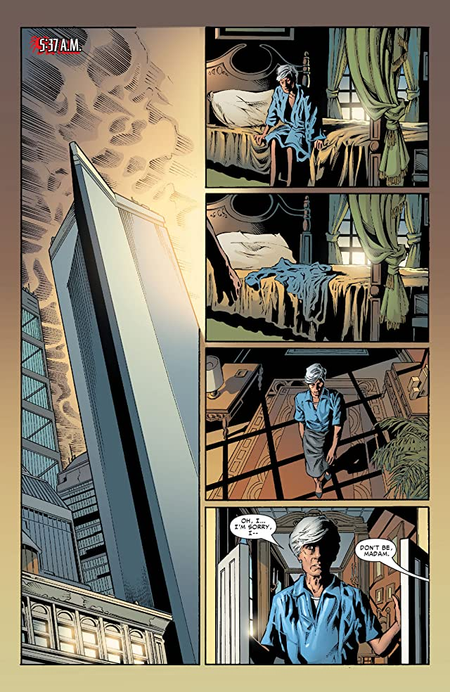 click for super-sized previews of Amazing Spider-Man (1999-2013) #520