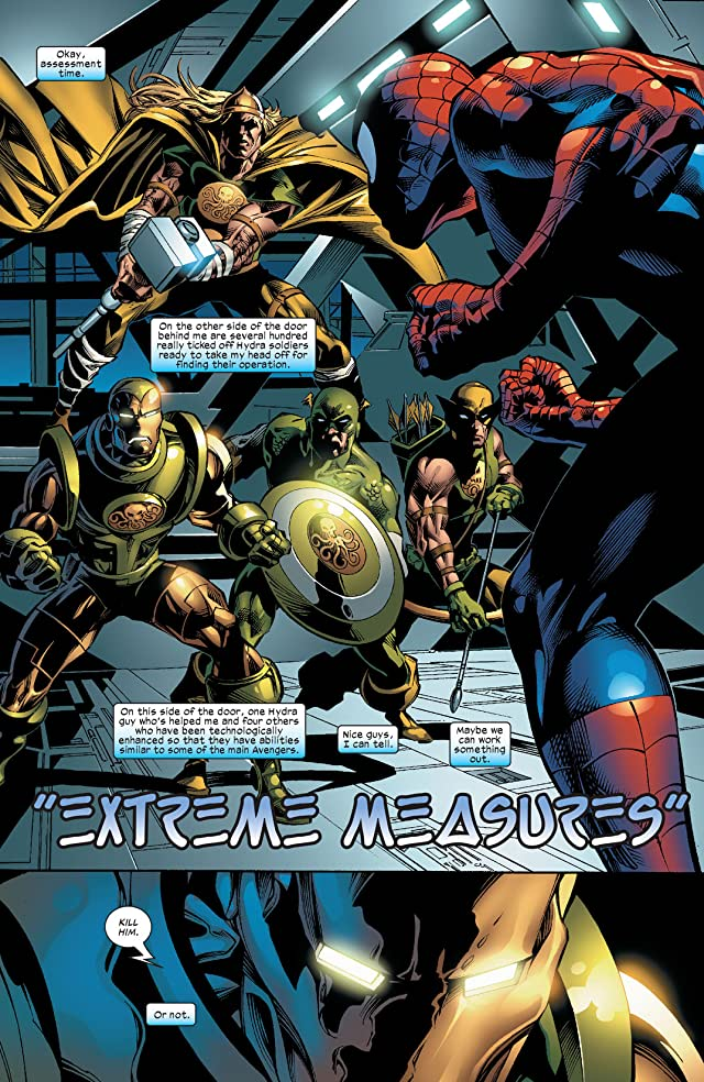 click for super-sized previews of Amazing Spider-Man (1999-2013) #523