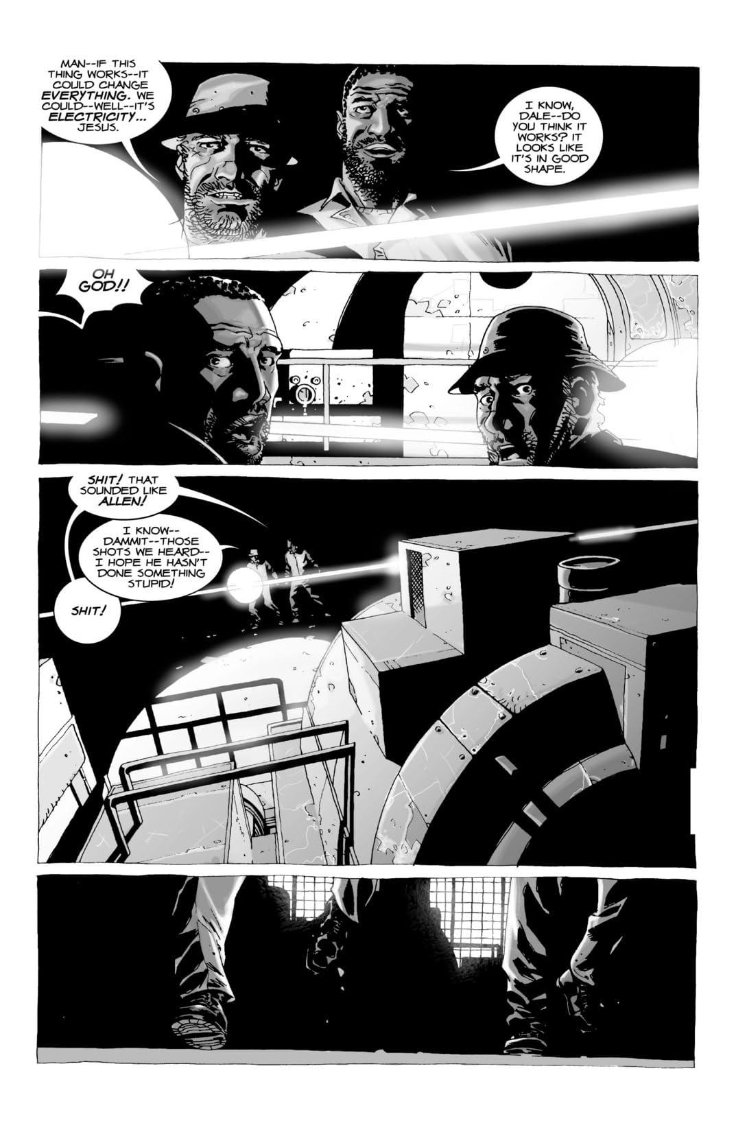 The Walking Dead #21