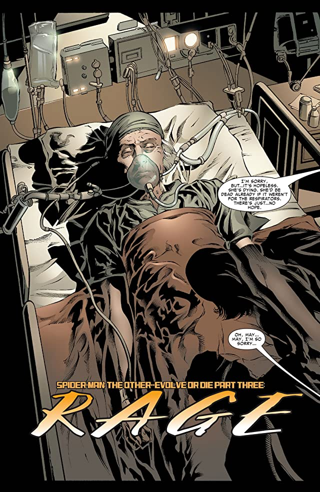 click for super-sized previews of Amazing Spider-Man (1999-2013) #525