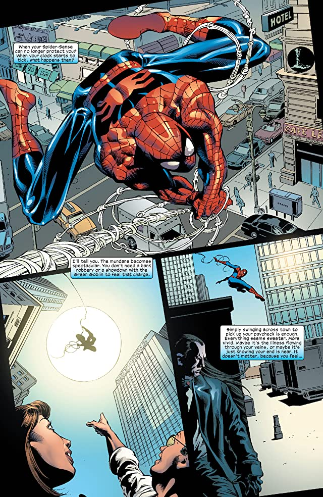 click for super-sized previews of Amazing Spider-Man (1999-2013) #526