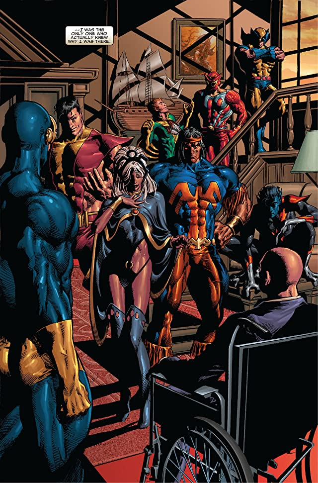 click for super-sized previews of X-Men: Original Sin One-Shot