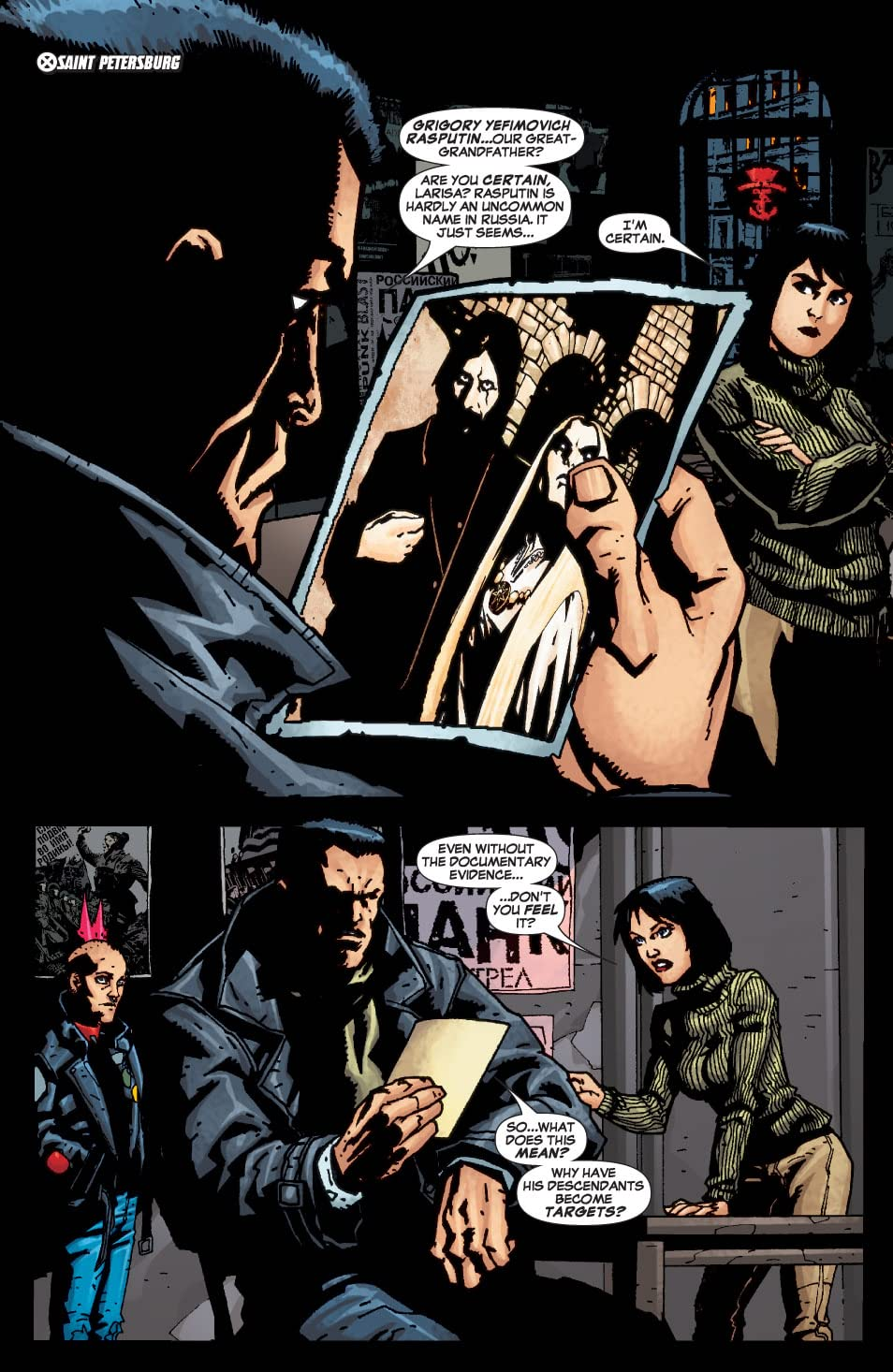 X-Men: Colossus Bloodline #2 (of 5)