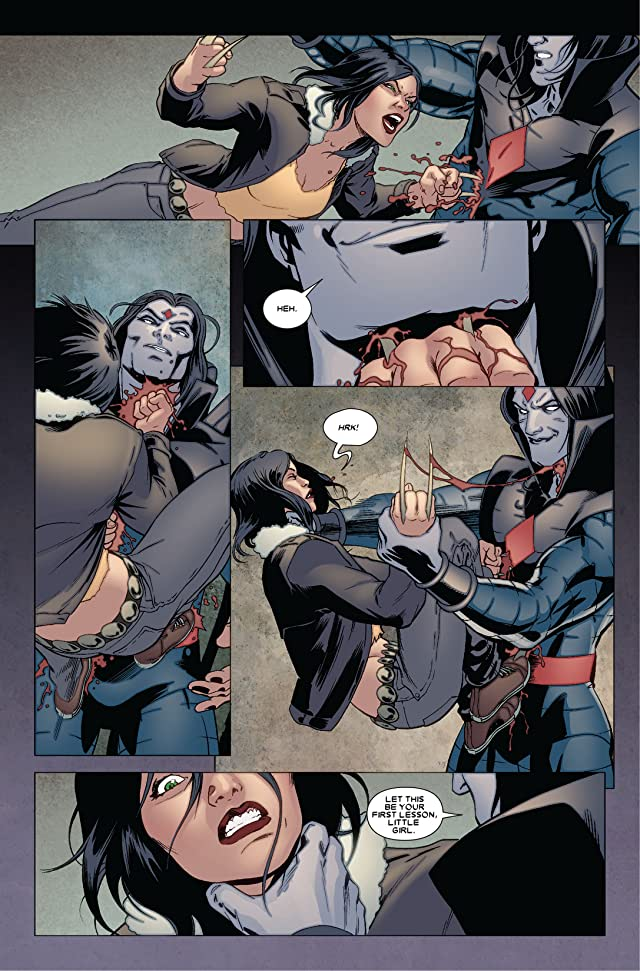 click for super-sized previews of X-23 (2010-2012) #6