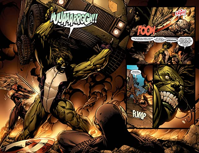click for super-sized previews of Avengers (1998-2004) (#86) #501