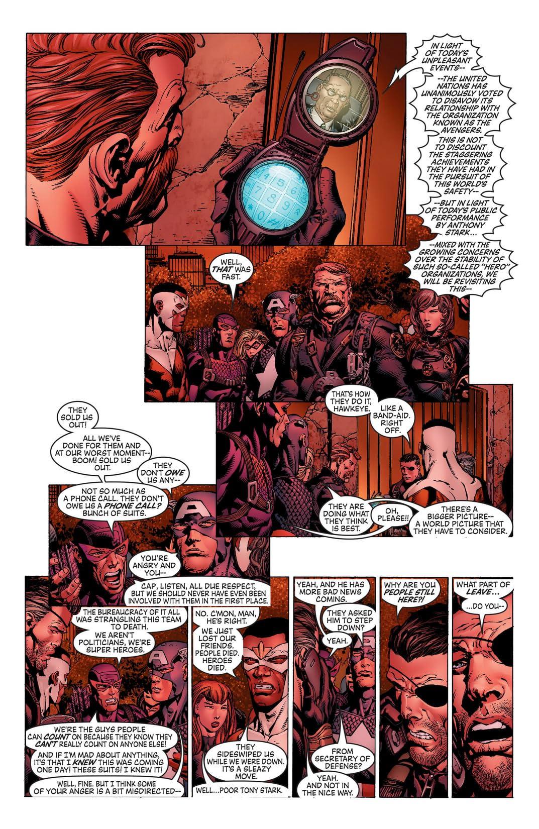 Avengers (1998-2004) (#87) #502
