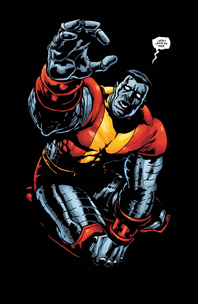 X-Men: Colossus Bloodline #5 (of 5)