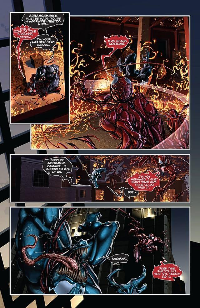 Venom vs. Carnage #1 (of 4)