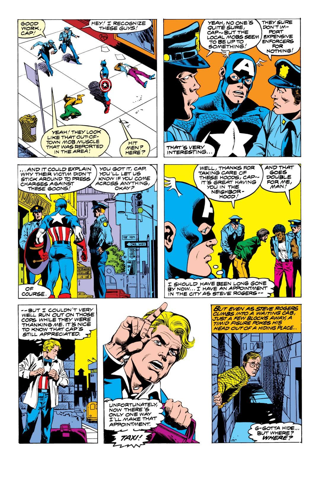 Captain America (1968-1996) #241