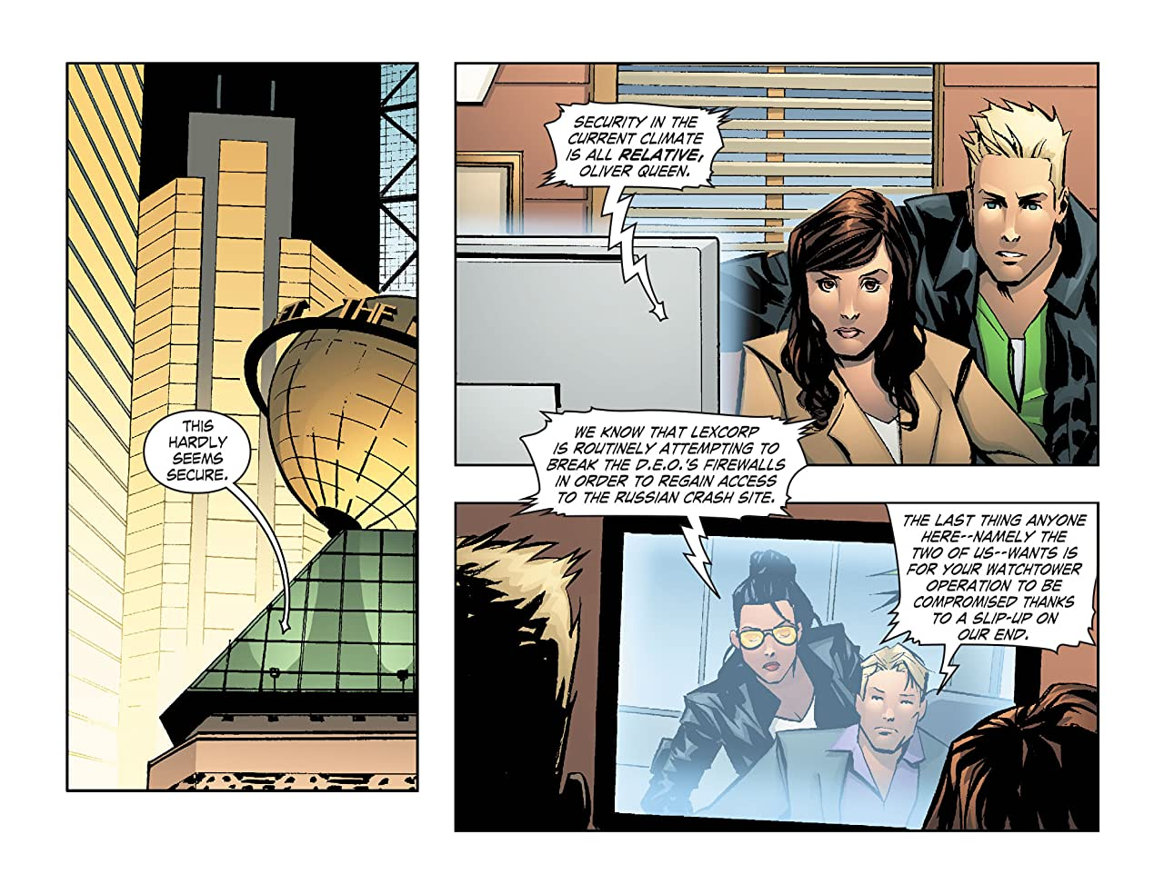 Smallville: Lantern #5
