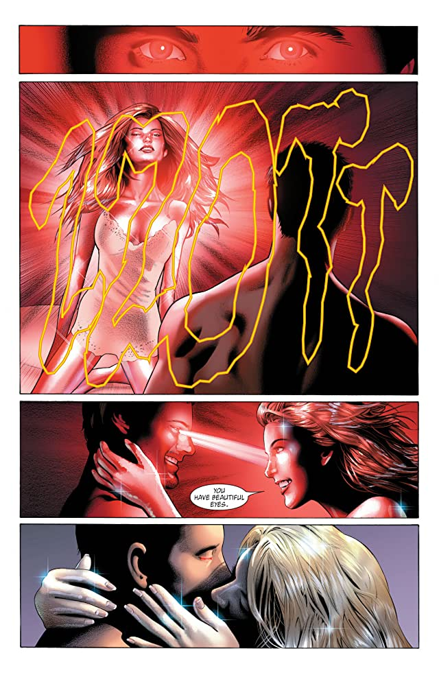 click for super-sized previews of X-Men: Phoenix Endsong #2