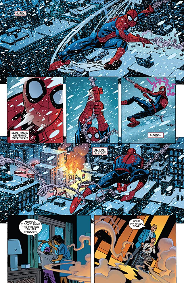click for super-sized previews of Amazing Spider-Man (1999-2013) #700.2