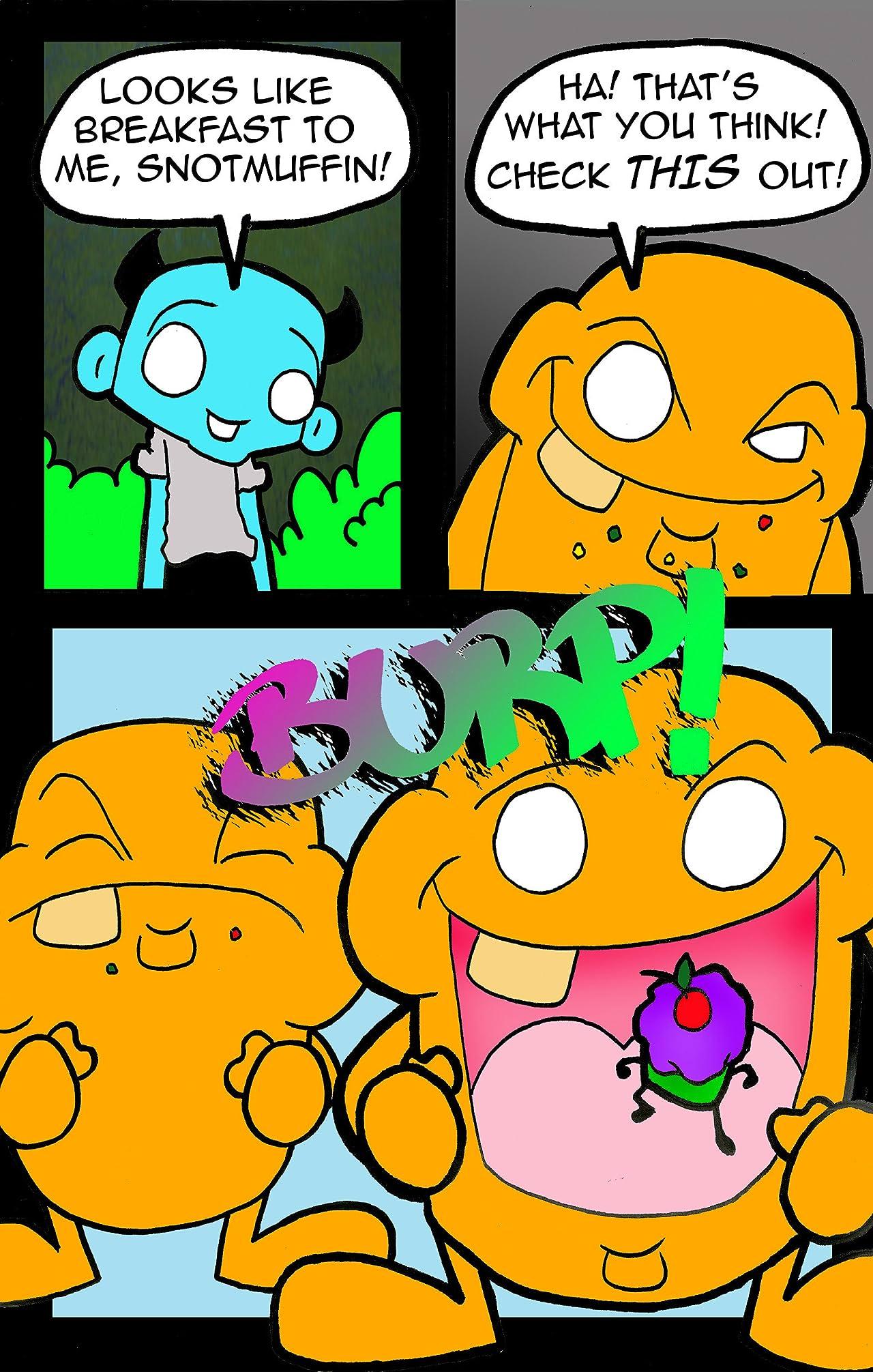 ZippyCakes and SnotMuffin #2