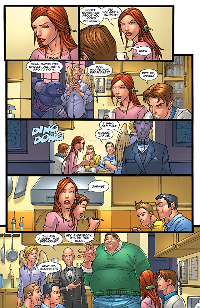 click for super-sized previews of X-Men: First Class #3