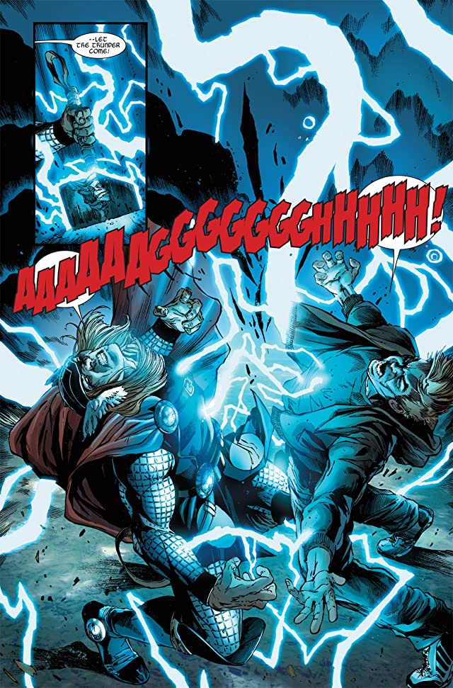 click for super-sized previews of Thor (2007-2011) #601
