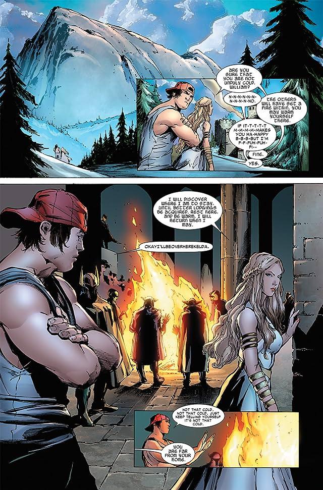 Thor (2007-2011) #602
