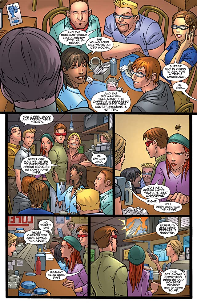 click for super-sized previews of X-Men: First Class #6