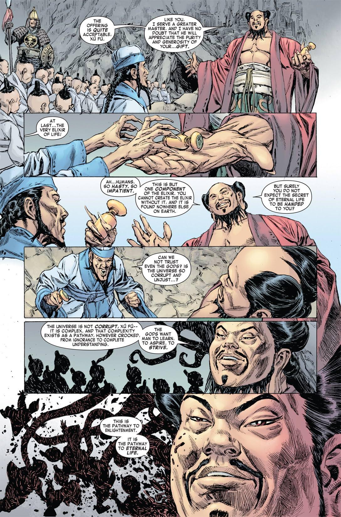 Captain America: Hail Hydra #3 (of 5)