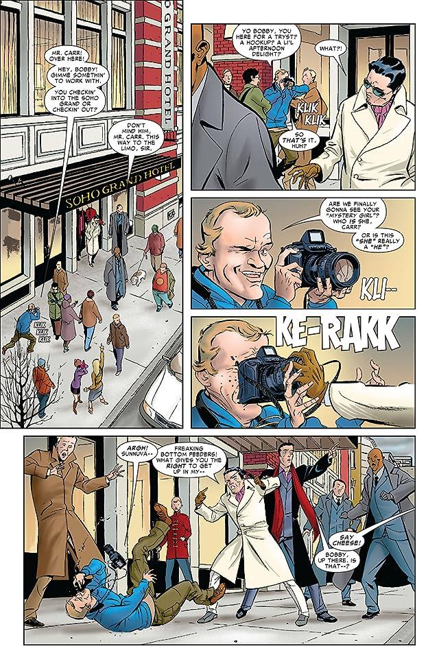 Amazing Spider-Man (1999-2013) #560