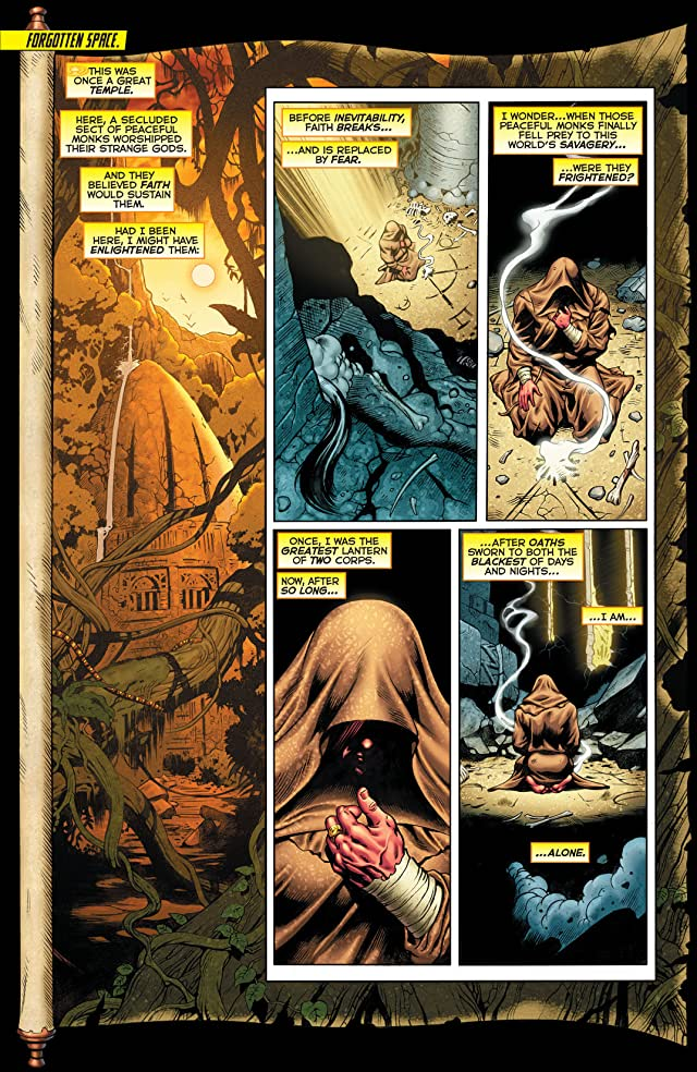 click for super-sized previews of Sinestro (2014-) #1