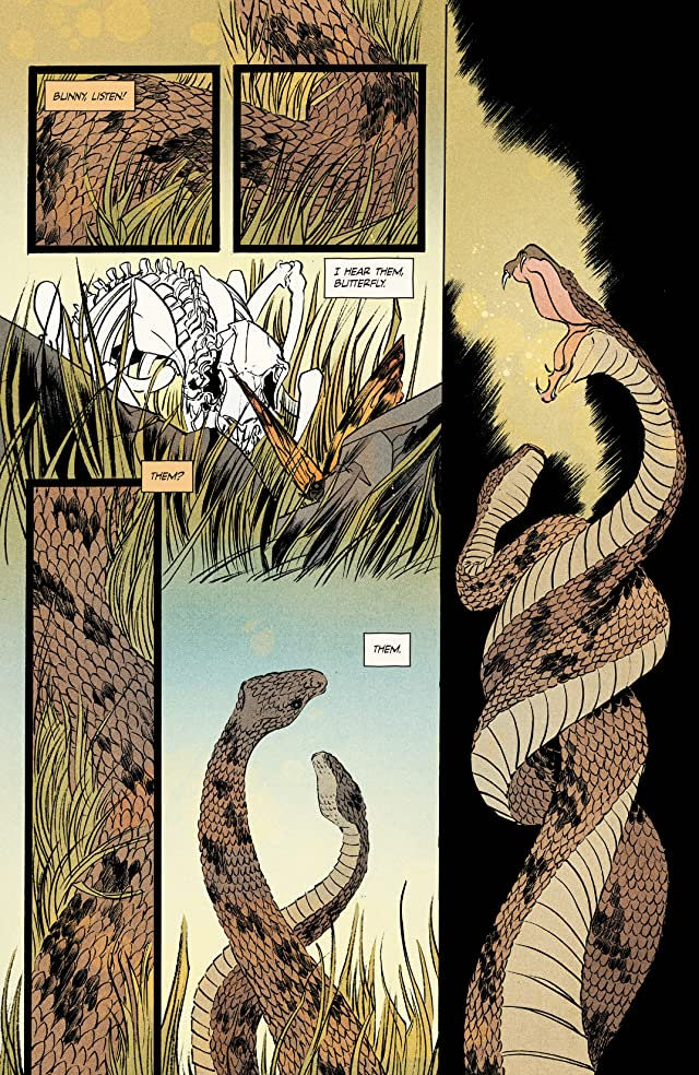 click for super-sized previews of Pretty Deadly #5