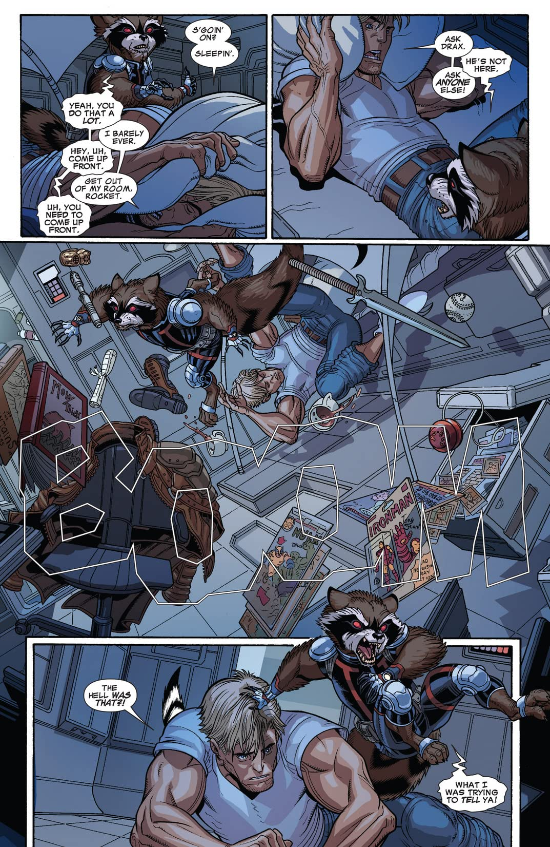 Guardians of the Galaxy (2013-2015) #14