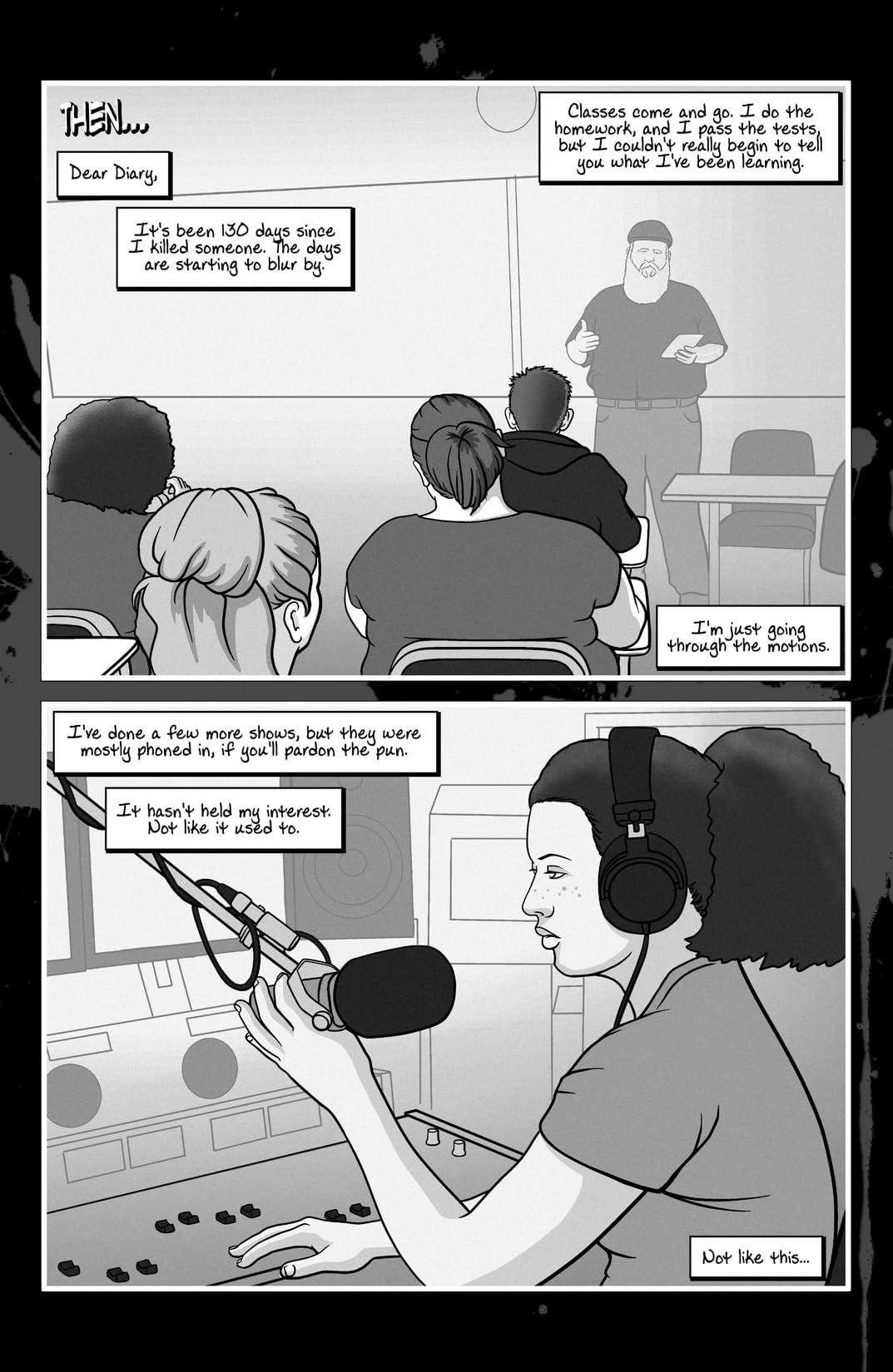 A Voice In the Dark #6