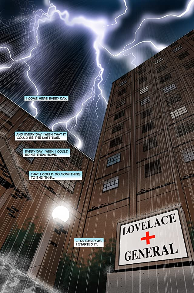 click for super-sized previews of The Dark #1
