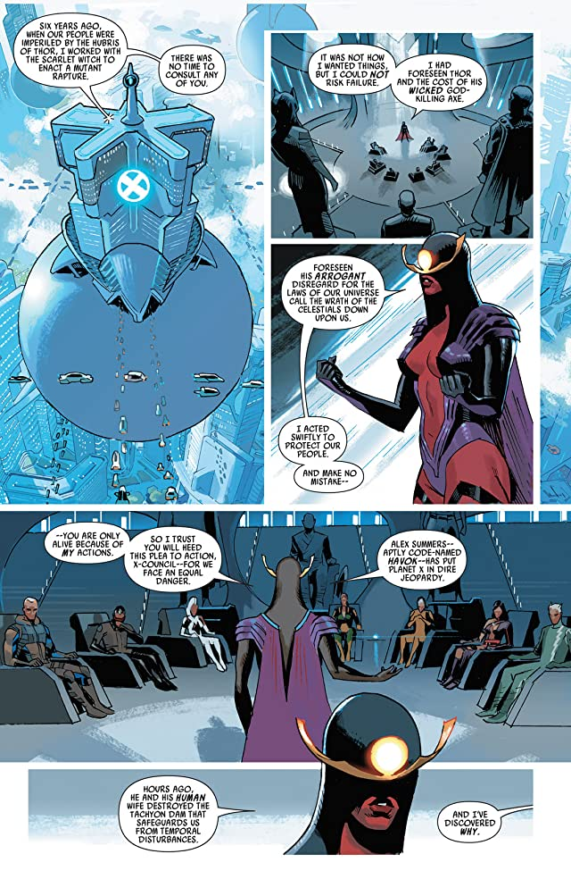 click for super-sized previews of Uncanny Avengers #19