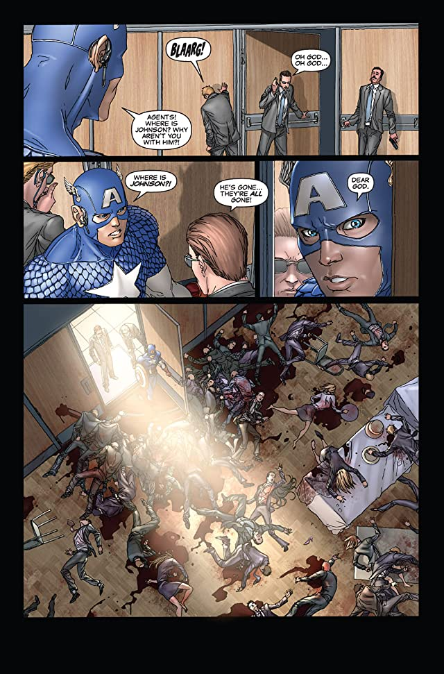 click for super-sized previews of X-23: Target X #2 (of 6)