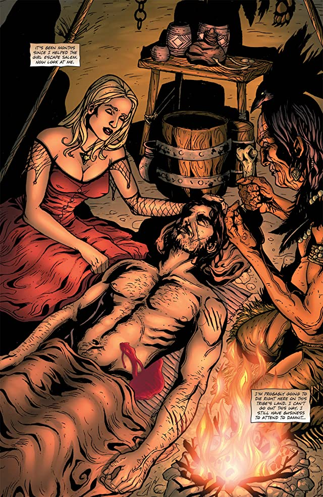 click for super-sized previews of Salem's Daughter #0