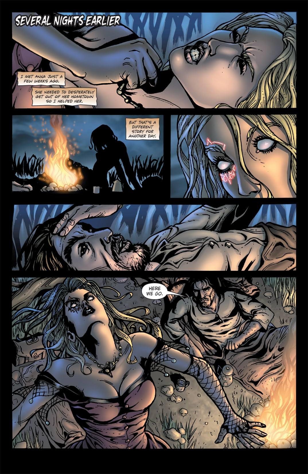 Salem's Daughter #0