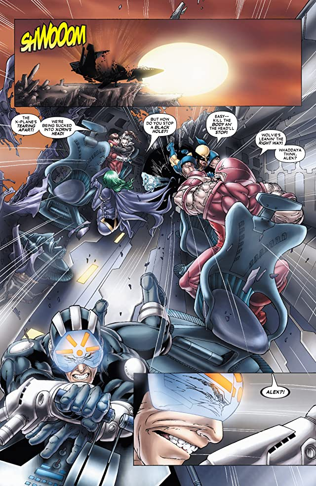 click for super-sized previews of X-Men (2004-2007) #159
