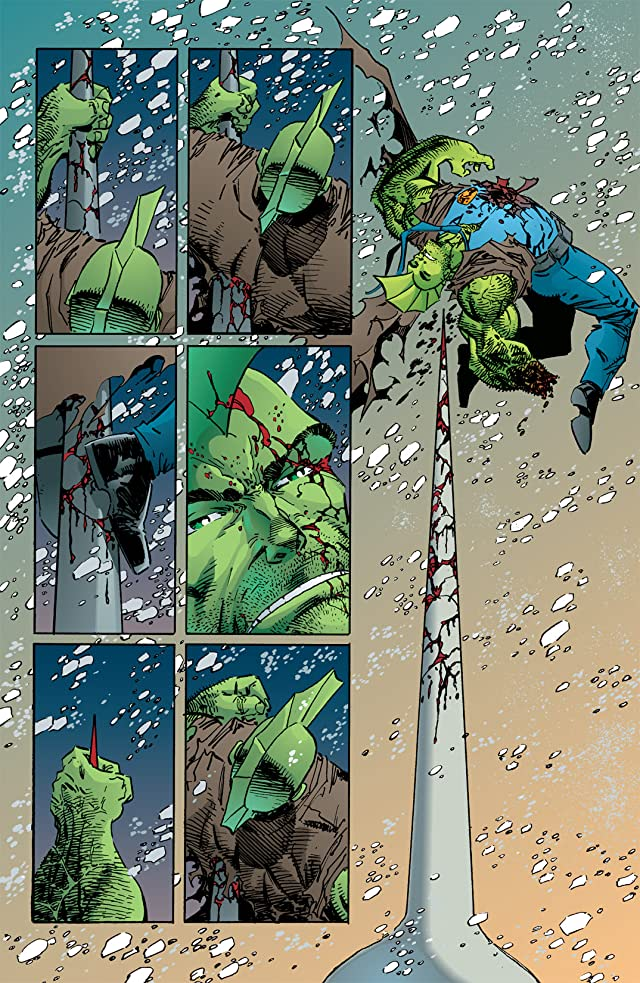 click for super-sized previews of Savage Dragon #8