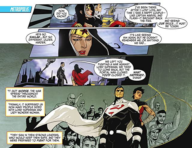 click for super-sized previews of Justice League Beyond 2.0 (2013-2014) #18