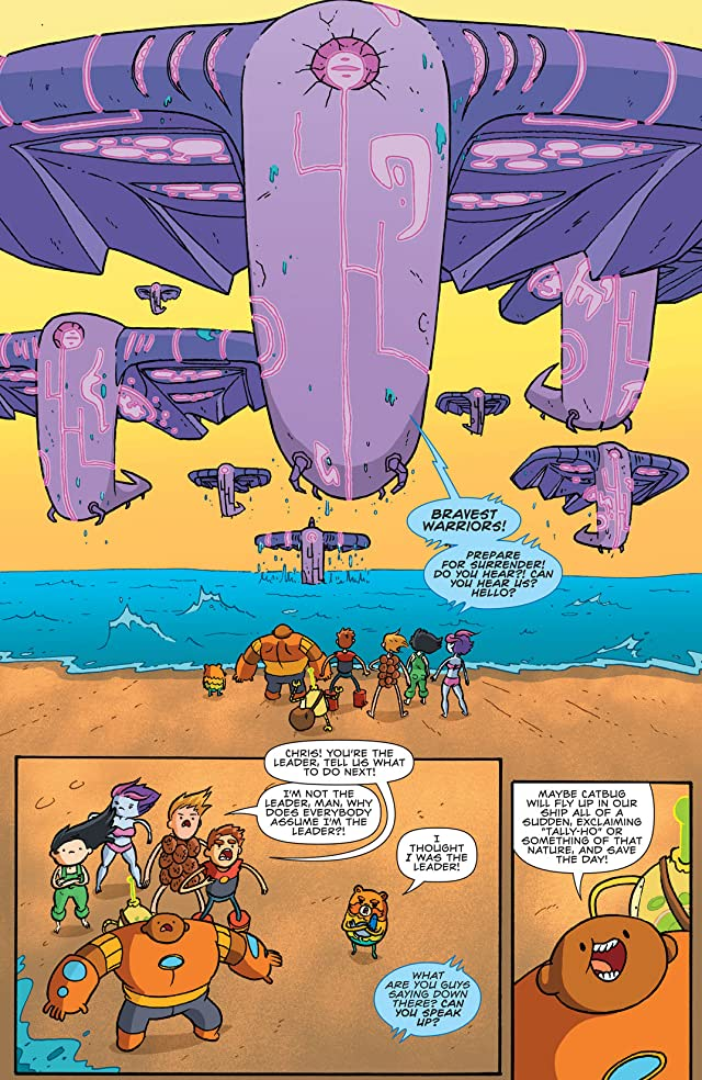 Bravest Warriors #19
